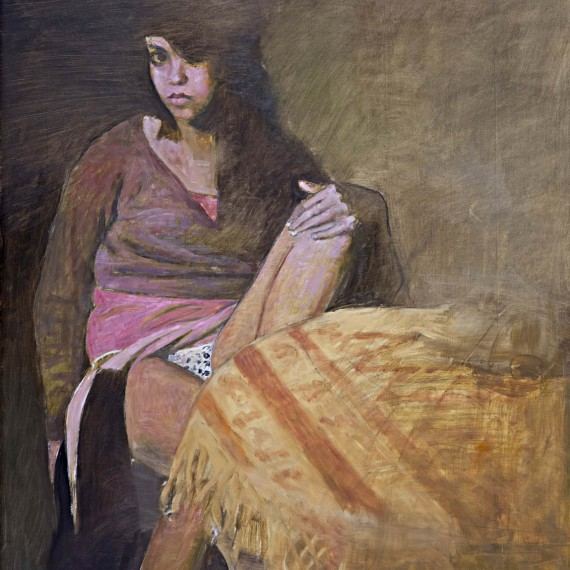 Alina-in-posa,-2009,-oliosutela,-101x,5x81