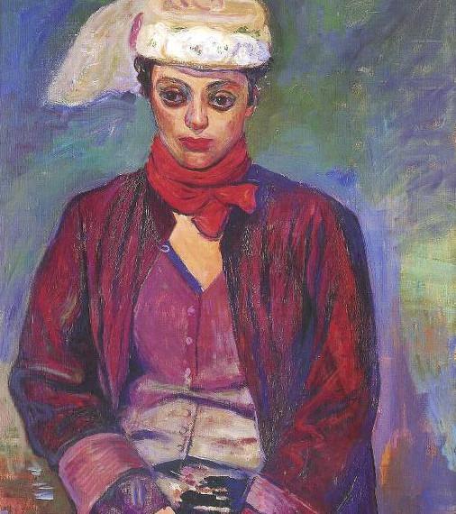 Il-cappellino-da-sposa,-1997,-cm-90x80