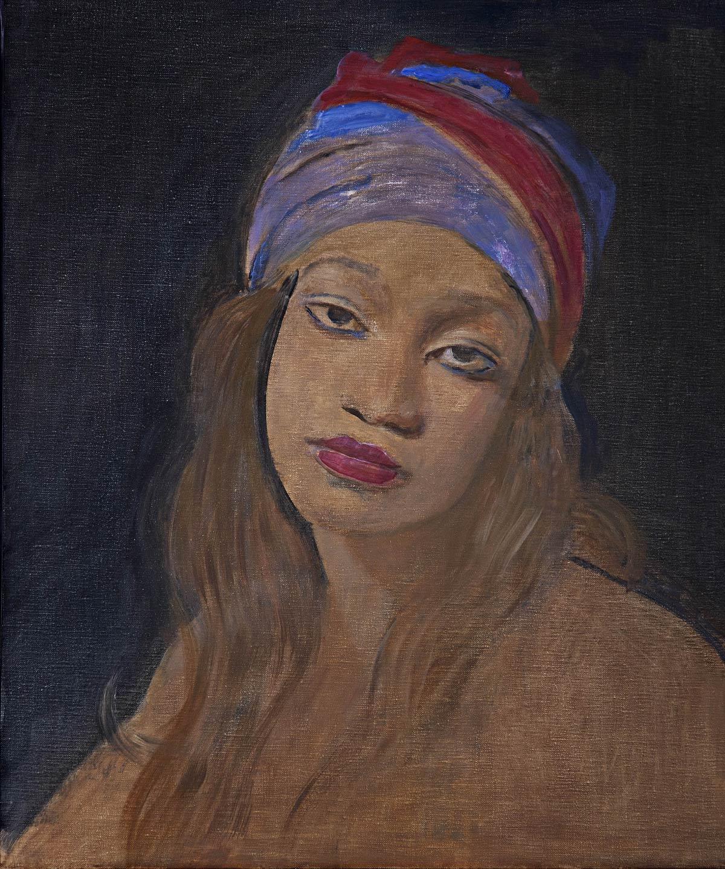 Tre ritratti di Lena (2)