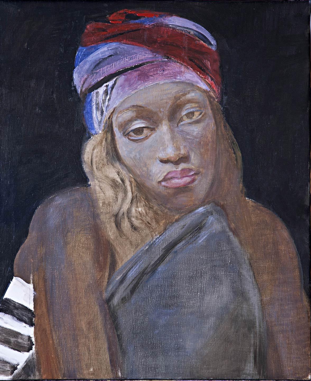Tre ritratti di Lena (3)
